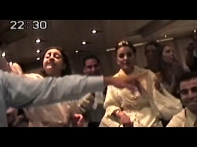 mariage hassnaa kettani - paris 2002 - partie 4