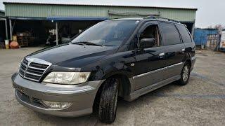 2002年 Mitsubishi Savrin 黑色 三菱中古車
