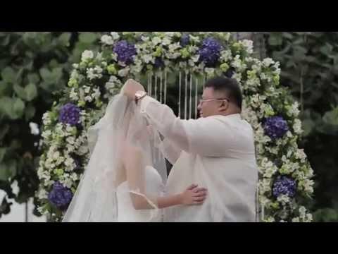 Elvin and Mia Wedding Highlights