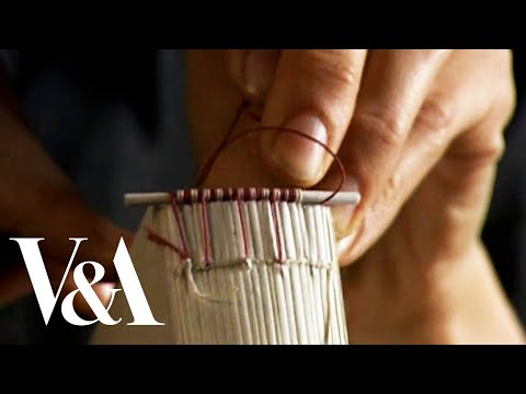 How was it made? Printing and binding a book | V&A