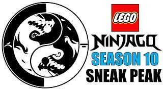 LEGO NINJAGO SEASON 10 SNEAK PEAK!!!