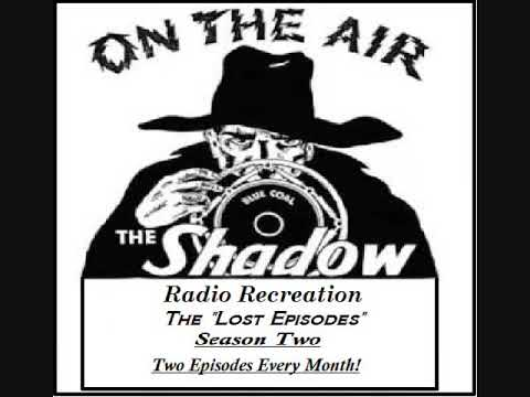 The Shadow S2E1 -  Revenge by Special Delivery (Radio Recreation)