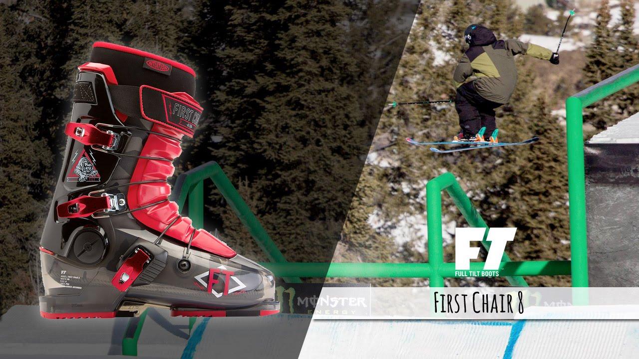 Full Tilt First Chair 8 2017 Chaussures De Ski Par Snowleader