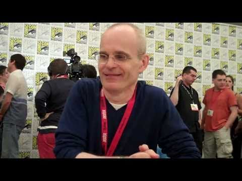 Zeljko Ivanek Talks The Event  TVaholic.com at ComicCon 2010