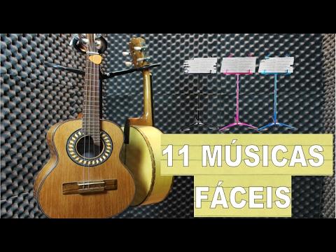 11 Músicas FÁCEIS para TOCAR no Cavaquinho