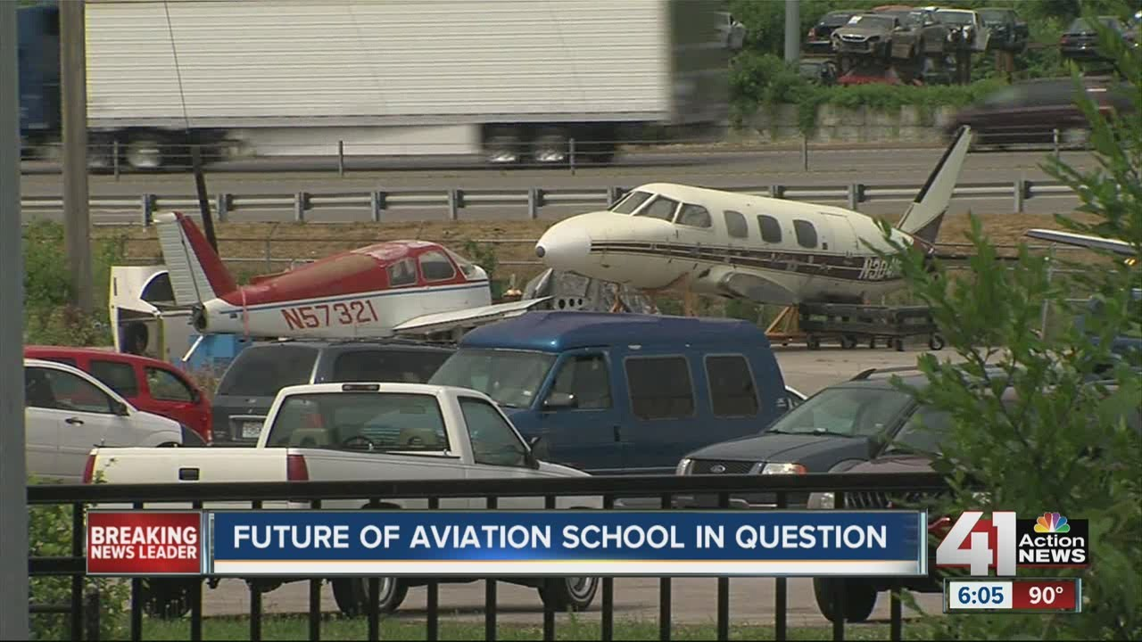 Possible Closure Of Aviation Institute For Maintenance Has Students
