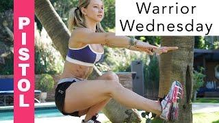 Warrior Wednesday - Pistol Squats