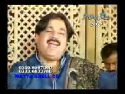 SHAFA ULLAH KHAN ROKHRI. ( derdan bhra jhan aa hr banda preshan ha ).flv