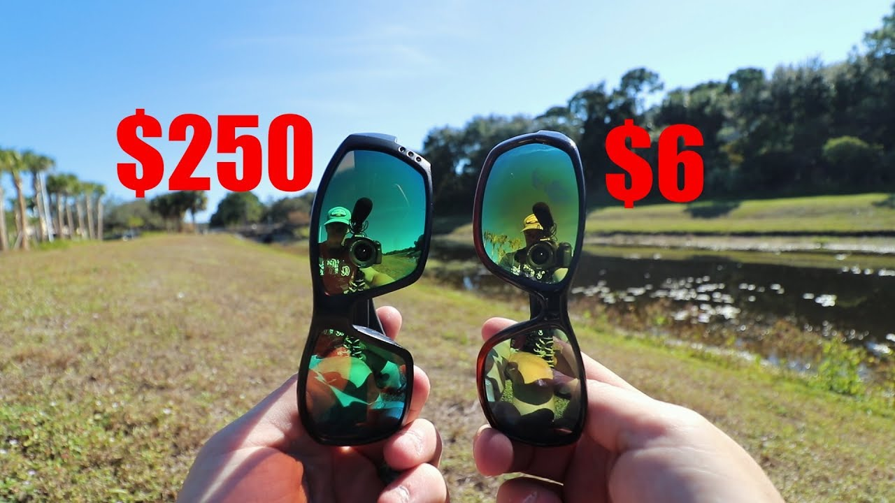 separation shoes new list shop Cheap Vs Expensive Fishing Glasses (What works BEST)?