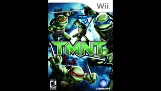 TMNT Teenage Mutant Ninja Turtles - Nintendo Wii - WiiQUEST #019