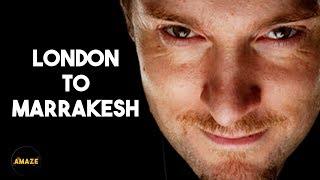 Man Falls Asleep In London Wakes Up In Marrakesh   Derren Brown Trick Or Treat S1 Ep1   Amaze