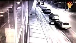 Man Murders Girlfriend, caught on CCTV