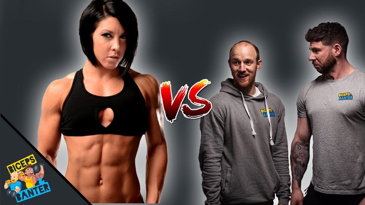 Women vs Men | How Do Women Build Lean Muscle?