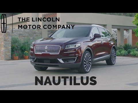2019 Lincoln Nautilus Review SUV Luxury