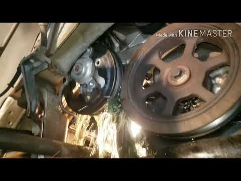 How To Replace Dodge Caravan Water Pump, The Fast Easy Way