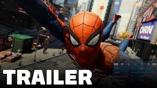 Marvel's Spider-Man (PS4) Photo Mode Trailer - PAX West 2018