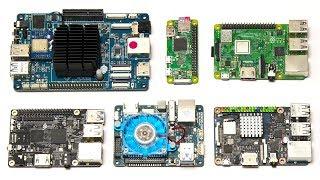 Six SBC Benchmark: ODROID XU4, ROCKPro64 & More!