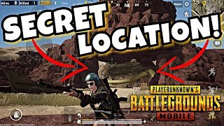 Hidden Loot Location in Miramar PUBG MOBILE!