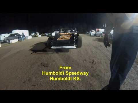 King of America  B Main Humboldt Speedway