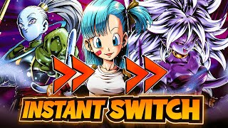 GUARANTEED TO MAKE YOU LAUGH! SUB REQUESTED INSTANT SWITCH TEAM! Dragon Ball Legends