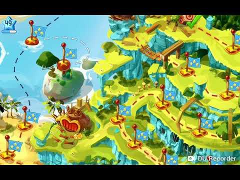 Места получения ключей/ Angry Birds Epic