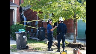 HOME EXPLOSION: Two year-old girl and three adults sent to hospital