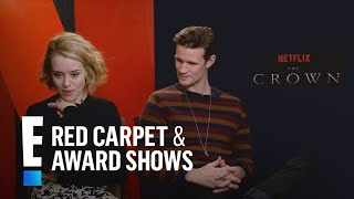 """Are """"The Crown"""" Stars Worried About Spoilers? 