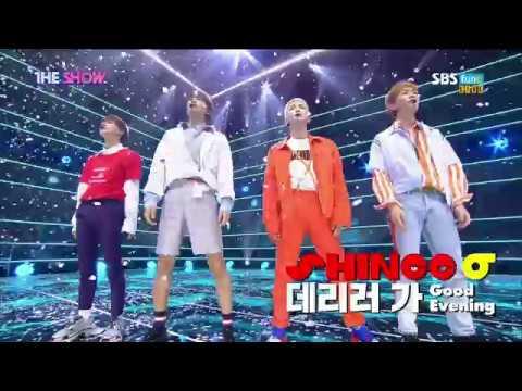 180605 The Show_샤이니(SHINee)_Interview+데리러 가(Good Evening)