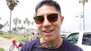 JESSIE VARGAS REACTS TO KHAN VS CRAWFORD FIGHT & IF AMIR KHAN QUIT