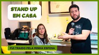 NAO EXISTE CORONGA EM SC - STANDUP EM CASA 12