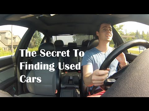 Where to Find and Buy The Perfect Used Car