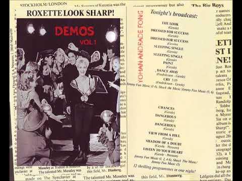 ROXETTE LOOK SHARP DEMOS VOL 1