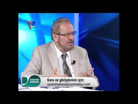 CEM TV  AYNANIN ARKASI EROL MÜTERCİMLER   PROF DR HAYDAR BAŞ