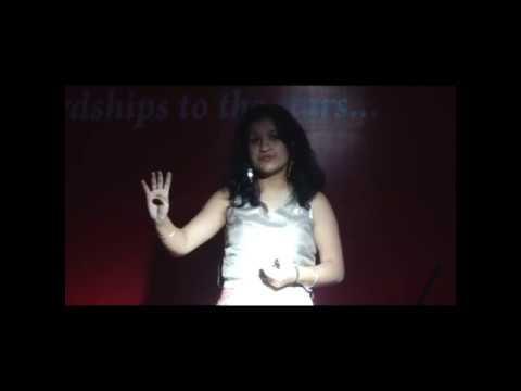 Peeling The Labels One Brushstroke At A Time | Kartiki Bhatnagar | TEDxIIMSirmaur