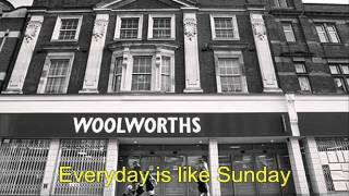 Morrissey-Everyday is like sunday with lyrics