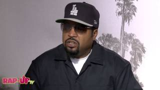 STRAIGHT OUTTA COMPTON.Ice Cube,F.Gary Interview