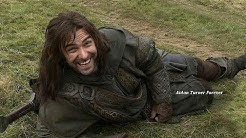 Aidan Turner/Kili Clips from The Hobbit DOS Extended Edition