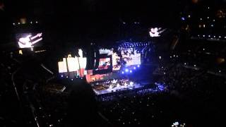 """Hotel California,"" History Of The Eagles Tour, Amway Center, Orlando, Fl. 11-23-2013"