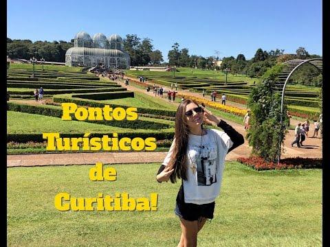 Principais pontos turísticos de Curitiba