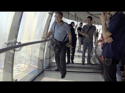 Oriental Pearl Tower (4K) - Shanghai - China