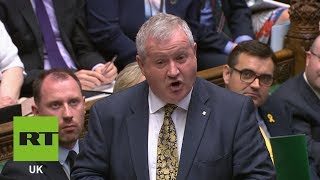 Blackford brings up Boris Johnson & Jeremy Hunt's Scotland comments