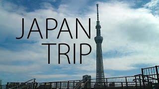 Japan Trip / Tokyo, Kyoto, Osaka / 8d7n