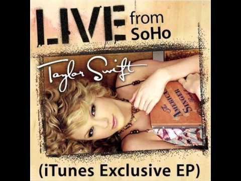 Taylor Swift - Should've Said No (Live From Soho)