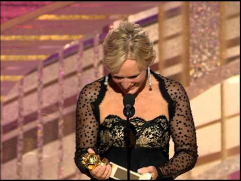 Golden Globes 2005 Glenn Close Best Actress Mini Series or TV Movie