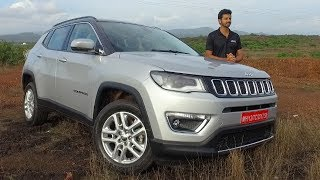 What Happens At A Media Drive? - Jeep Compass | Faisal Khan