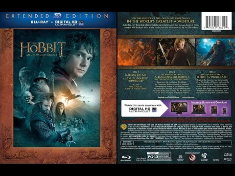 the hobbit an unexpected journey 2012 extended