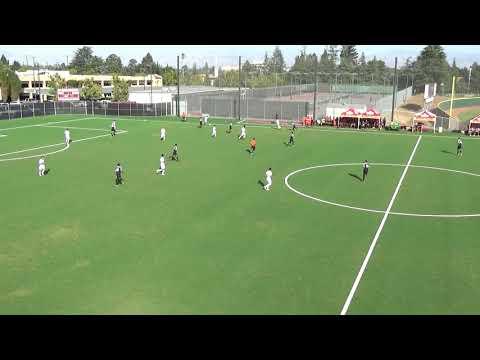 West Valley at De Anza Men's Soccer 2018 California Junior College