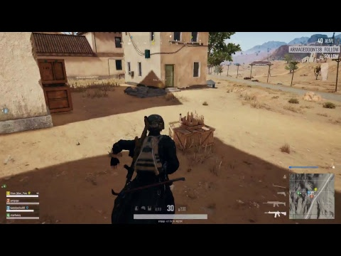 PUBG #12 noob plays (May-not Respond to chat)