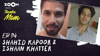 Shahid Kapoor & Ishaan Khatter's mother Neelima Azeem REVEALS SECRETS about them   Thanks Mom