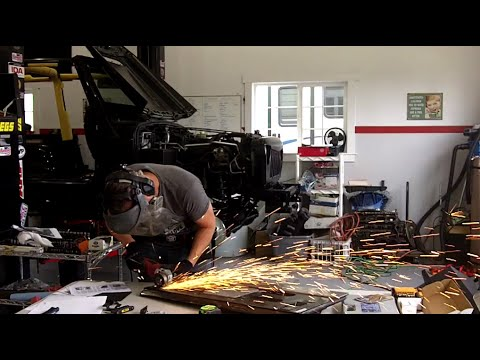 Episode 5 - Sugar High Jeep Wrangler Rubicon Build - Fenders, Hood, Cat-Back